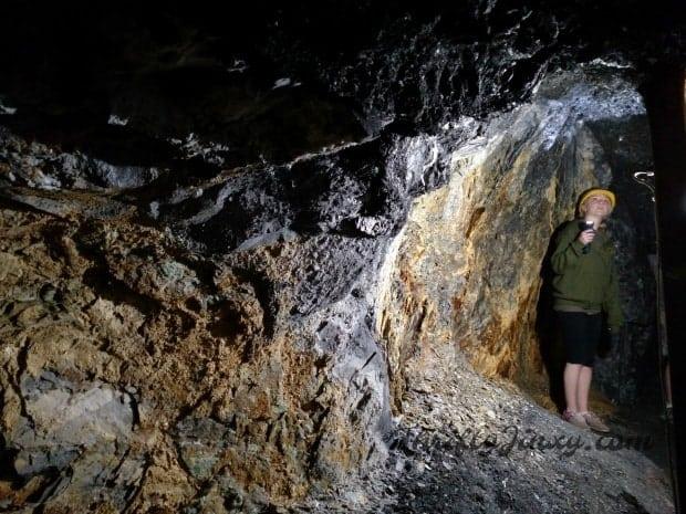 Broken Boot Gold Mine Deadwood South Dakota