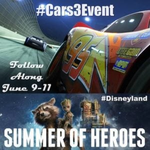 Disneyland Cars 3 Red Carpet Premiere – I'm Going!