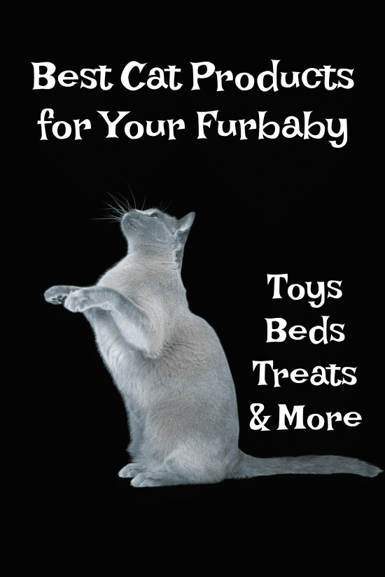 Cat Products Online - Find the top trending items for your cat including the best toys, treats, beds, supplies and more!