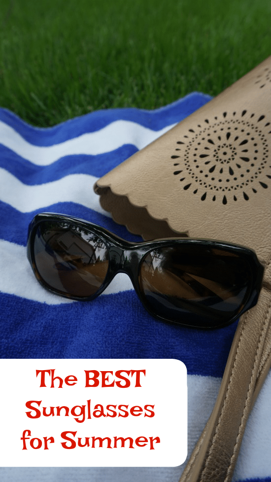 The BEST Sunglasses for summer are here! And don't discount yourself if you wear regular glasses because this brand is for YOU! Solar Shield AD