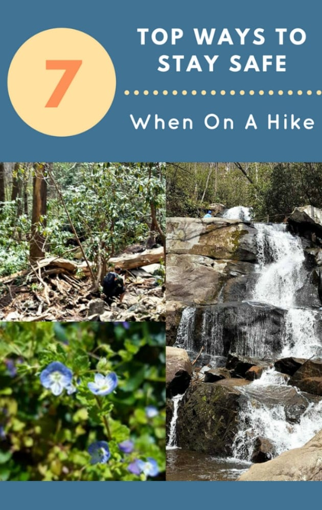 My family and I love to be outside. One of our favorite activities is to hike in the Great Smoky Mountains, Before we head out, we are sure to follow these Top Ways To Stay Safe When Out For A Hike #ad #Kroger @kroger #WeBeatDEET