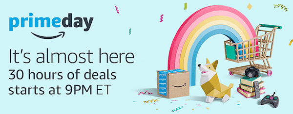 Amazon Prime Day 2017 Deals List: Shopping Starts TODAY!