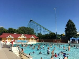 A Day of Fun and FIRSTS at Valleyfair!