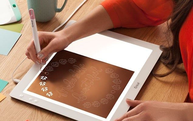 Cricut Brightpad Just Introduced Thrifty Jinxy