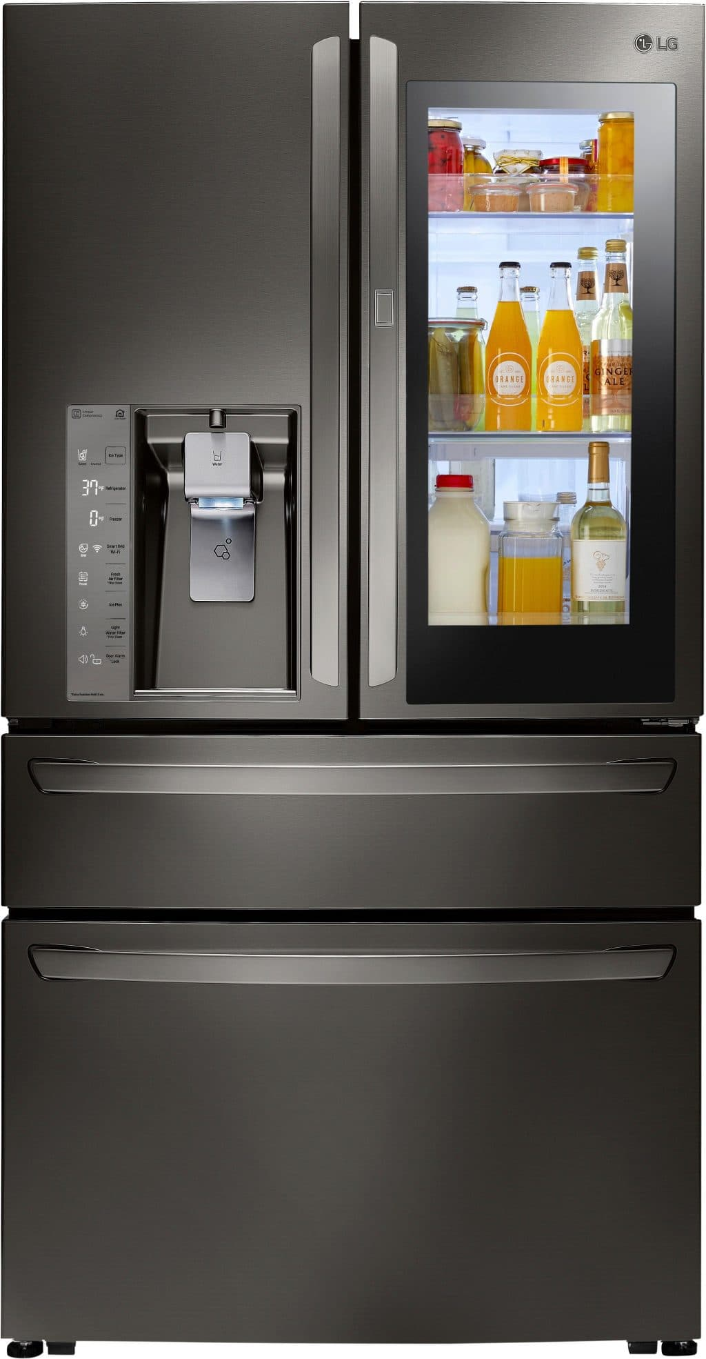 lg refrigerator instaview. technology blows me away and this happens to be one of those times. what has so amazed, you ask? it\u0027s the lg instaview door-in-door refrigerator, lg refrigerator instaview