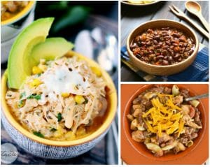 20+ Chili Recipes to Keep You Warm this Winter