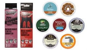 Amazon Prime: Buy a K-Cup Sample Box for $7.99, Get $7.99 Credit!