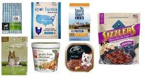 Prime Members: Dog Food & Treats Sample Box for $11.99 + Earn $11.99 Credit!