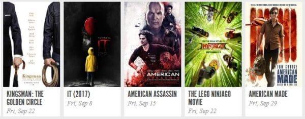 Fandango: Buy 1, Get 1 Free Movie Tickets This Weekend - Thrifty Jinxy