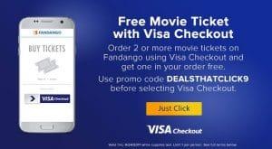 Fandango: Buy 1, Get 1 Free Movie Tickets This Weekend