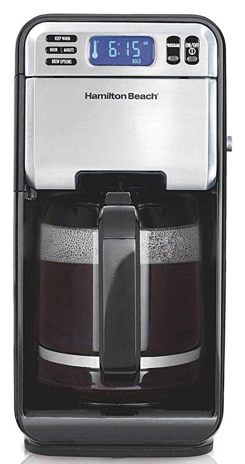 Hamilton Beach Programmable Coffee Maker 3499 Thrifty Jinxy