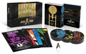 Star Trek: 50th Anniversary Collection (Blu-ray) for $64.99