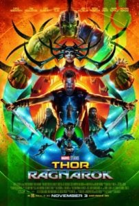 THOR: RAGNAROK Advance Tickets Now Available (Opens November 3rd)