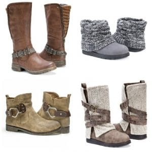 MUK LUKS Boots and Accessories on Zulily Up to 65% Off