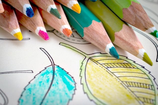 "Creative Ways For Busy Moms To Get ""Me"" Time coloring"