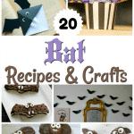 20 Bat Recipes and Crafts