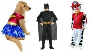 Save BIG on Halloween Costumes (Today Only!)