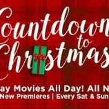 Hallmark Countdown to Christmas Schedule 2017