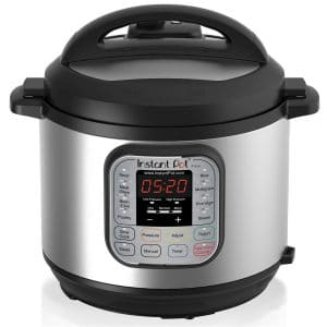 Amazon: Instant Pot 6-Quart Pressure Cooker for $70 – Today Only!