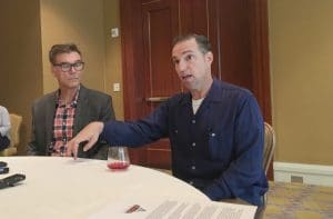 Talking Cars 3 with Jay Ward and Ray Evernham
