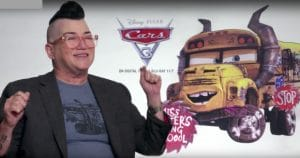Miss Fritter's Racing Skoool: A Lea DeLaria Cars 3 Interview