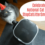 Celebrate National Cat Day with the Launch of StopCatLitterSmell.com!