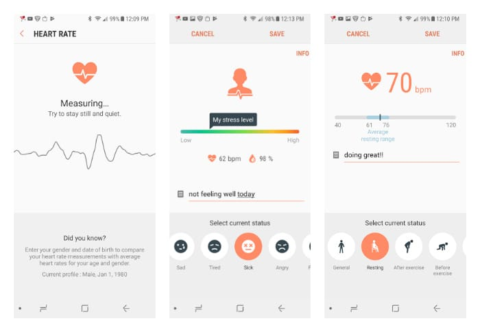 Put Your Health In Your Hands With Samsung Health