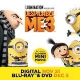 Pre-Order Despicable Me 3 Special Edition Now!