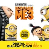 Pre-Order Despicable Me 3 Special Edition Now!