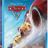 Cars 3 Bonus Features on Blu-ray TODAY!