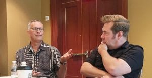 Why Actors Should NEVER Say NO to Pixar – A Cars 3 Interview with Brian Fee and Kevin Reher