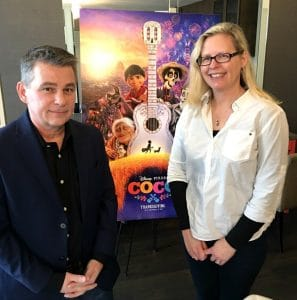 Creating Coco's Lands of the Living and Dead with Pixar's Chris Bernardi