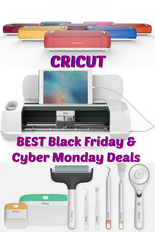 Cricut Black Friday and Cyber Monday Deals