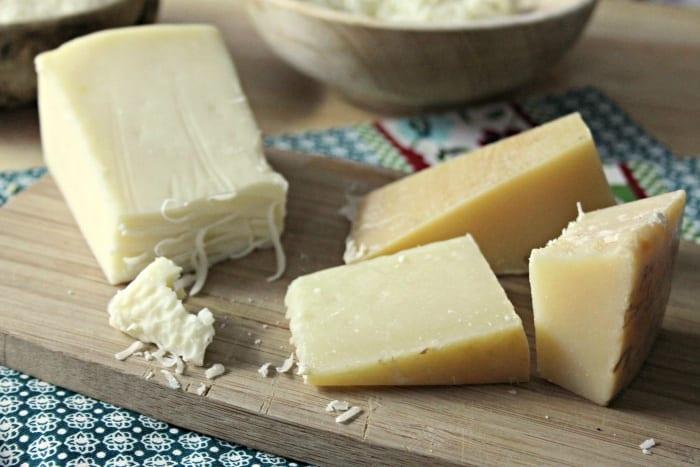 Cheesy Potato And Herb Gratin Stacks ingredients 10