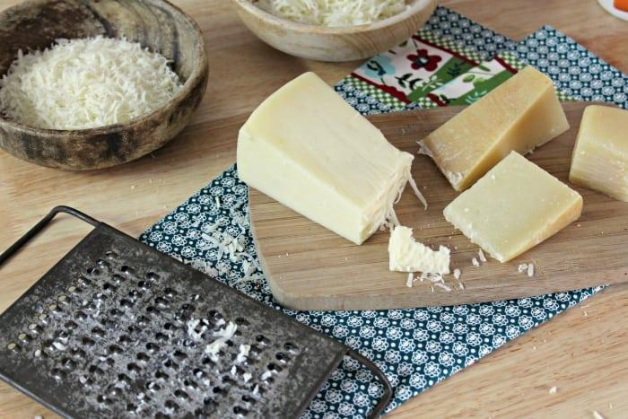 Cheesy Potato And Herb Gratin Stacks ingredients 9