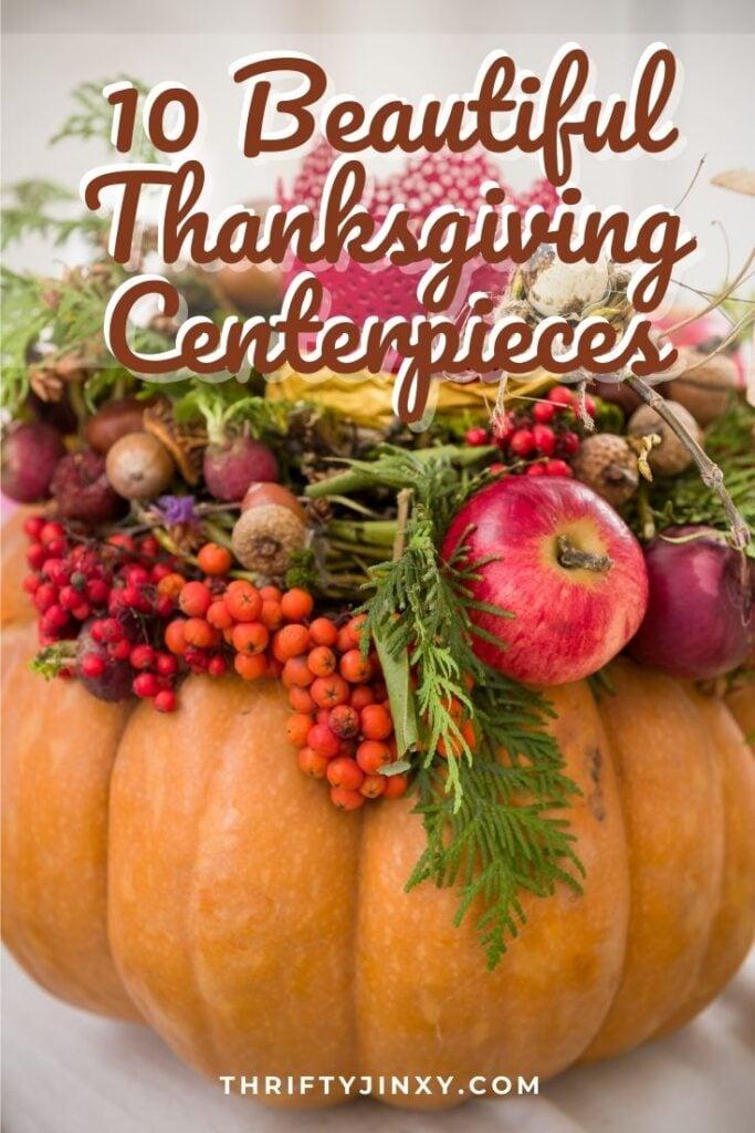 Thanksgiving Centerpieces (1)
