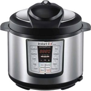 Instant Pot Lux 5 Qt Pressure Cooker Only $49 + FREE Shipping!
