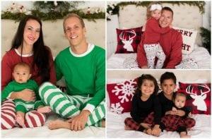 Family Matching Pajamas for $16.19 (Reg. $32.99) *7 Styles*