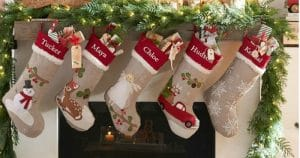 Pottery Barn Kids: Woodland Stocking Collection Stockings just $13.99 Shipped (Reg. $29.50)