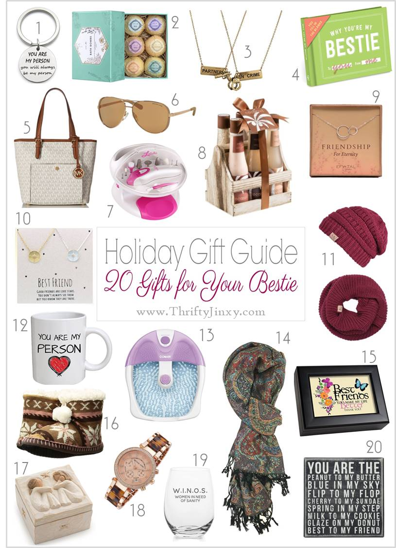Best Friend Gift Ideas Pick A Present Your Bff Will Love