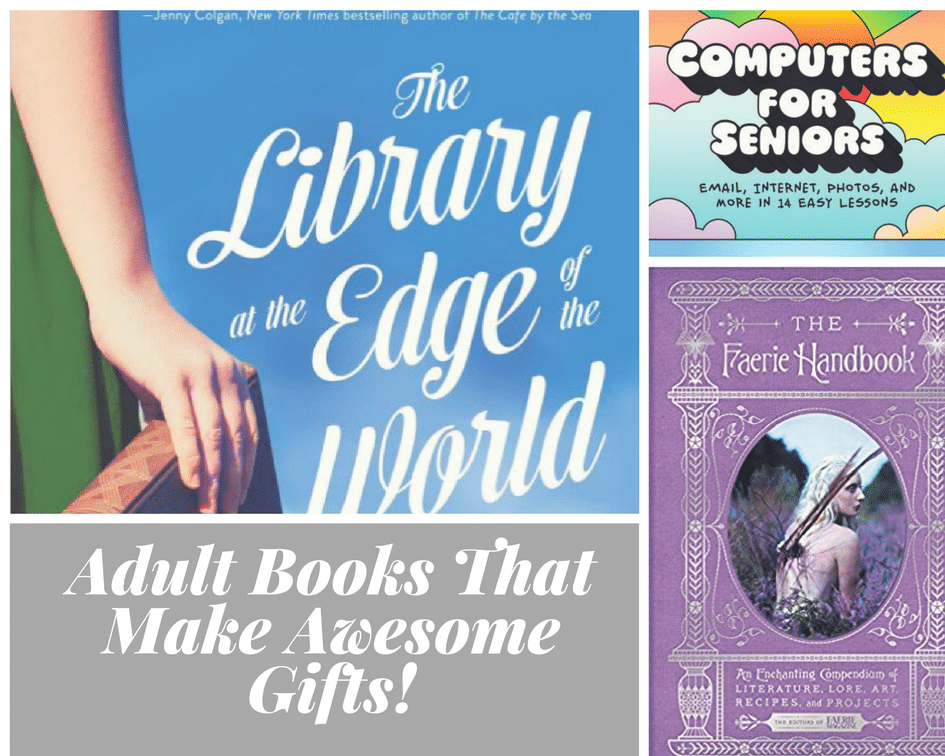Awesome Book Ideas For The Reader On Your Gift List adults