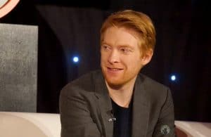 Domnhall Gleeson is General Hux: The Last Jedi Interview