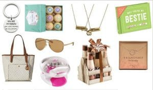 Best Friend Gift Ideas – Pick a Present Your BFF Will Love!