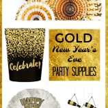 Gold New Years Eve Decorations – Celebrate in Style!