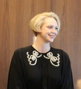 Behind Captain Phasma's Mask with Gwendoline Christie