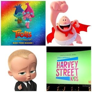 New 2018 DreamWorks Series List for Netflix