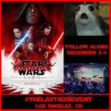 Star Wars: The Last Jedi Press Event – I'm Going! Follow Along!