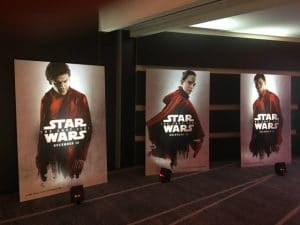 Star Wars: The Last Jedi Press Junket Experience – as Awesome as You Would Imagine!
