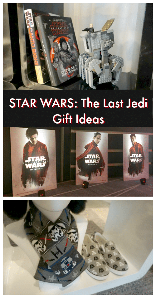 The Most Awesome Star Wars the Last Jedi Gift Ideas!