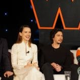 The Last Jedi Press Conference – A Conversation with the Cast